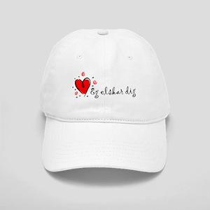 """I Love You"" [Danish] Cap"